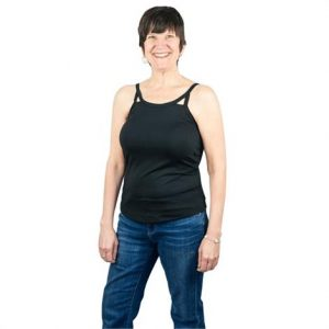Complete Shaping Mastectomy Cut Out Tank Top