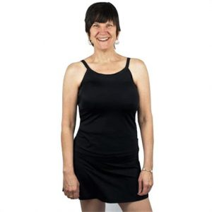 Complete Shaping Mastectomy Tankini Swim Top