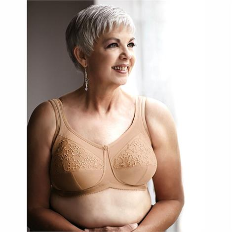Abc Royal Lace Full Cup Mastectomy Bra Style 509