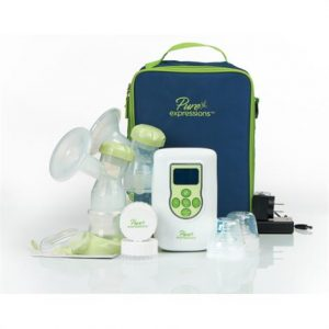 Drive Pure Expressions Dual Channel Electric Breast Pump,Double Electric Plus Breast Pump,Each,#Rtlbp2000