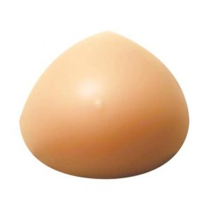 Classique 702 Rounded Triangle Silicone Breast Form,Classique 702 Rounded,Size 1,Each,#702