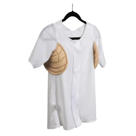 Wear Ease Andrea Compression Shirt With Right Or Left Axilla Pads
