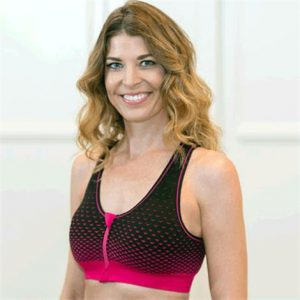 Abc Active Mastectomy Sports Bra,Small,Each,132-S-Bp