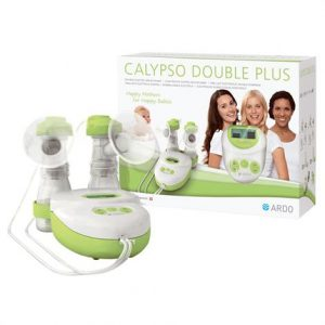 Ardo Calypso Double Plus Electric Breast Pump,190Mm X 130Mm X 76Mm,Each,63.00.242