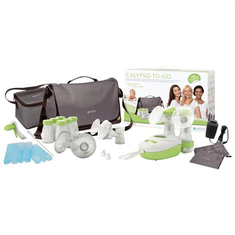 Ardo Calypso-To-Go Double Electric Breast Pump,190Mm X 130Mm X 76Mm,Each,63.00.243