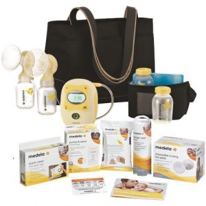Medela Freestyle Breastpump Solution Set,Freestyle Breastpump,Each,67060Bn