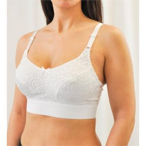 5628 Anna Soft Lace Full Coverage Mastectomy Bra