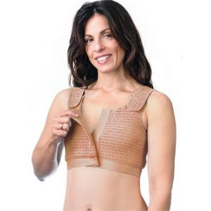 "Expand-A-Band Beige Compression Bra,Small,32"" To 34"",Each,Cbra-Bg-S"