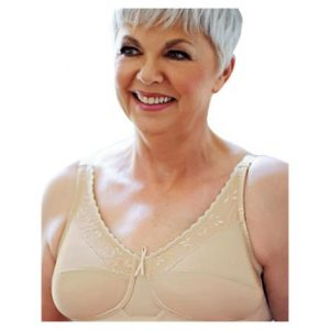 Abc Lace Trim Soft Cup Mastectomy Bra Style 120