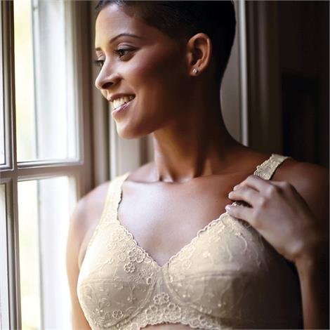 Abc Dream Lace Mastectomy Bra Style 504