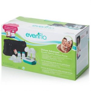 Evenflo Advanced Double Electric Breast Pump,Basic,Each,5161112