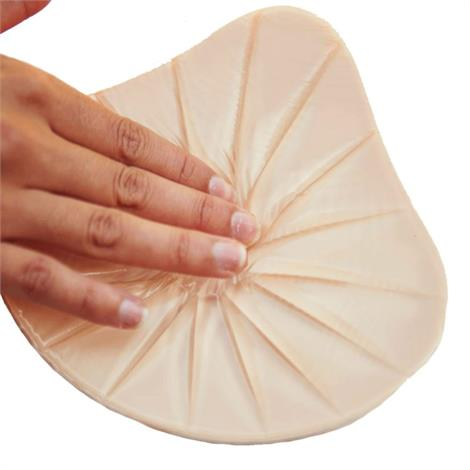 Abc 10295 Massage Form Silhouette Breast Form,10295 Massage Form Silhouette,Size 6,Each,10295-06-Bh