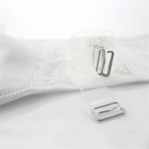 Abc Clear Bra Straps,Clear,Pair,#924