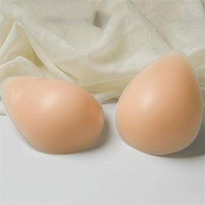Nearly Me 240 So Soft Full Oval Symmetrical Breast Form,Nearly Me 240,Size 10,Each,19-406-10
