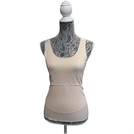 "Softee Roo Beige Prosthetic Camisole,Small,8"" To 10"",Each,571"