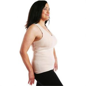 "Softee Vee Beige Prosthetic Camisole,Xx-Large,24+"",Each,541"