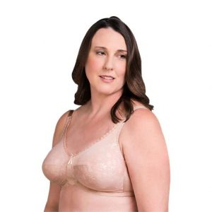 Trulife 4015 Gabriella Rose Embossed Softcup Mastectomy Bra