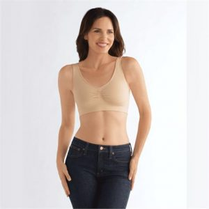 Becky Non Wired Bra,Nude,Medium,Each,44418-M