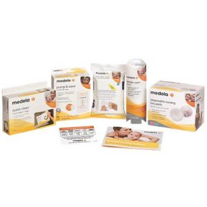 Medela Breast Pump Accessory Starter Set,Accessory Starter Set,Each,87290