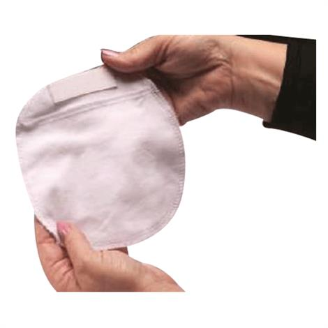 Removable Drain Pouch,White,Each,510P